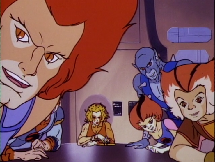 Thundercats-laugh